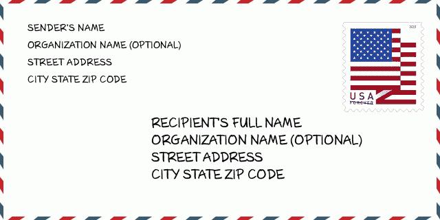 City Broomall Pennsylvania United States Zip Code 5 Plus 4